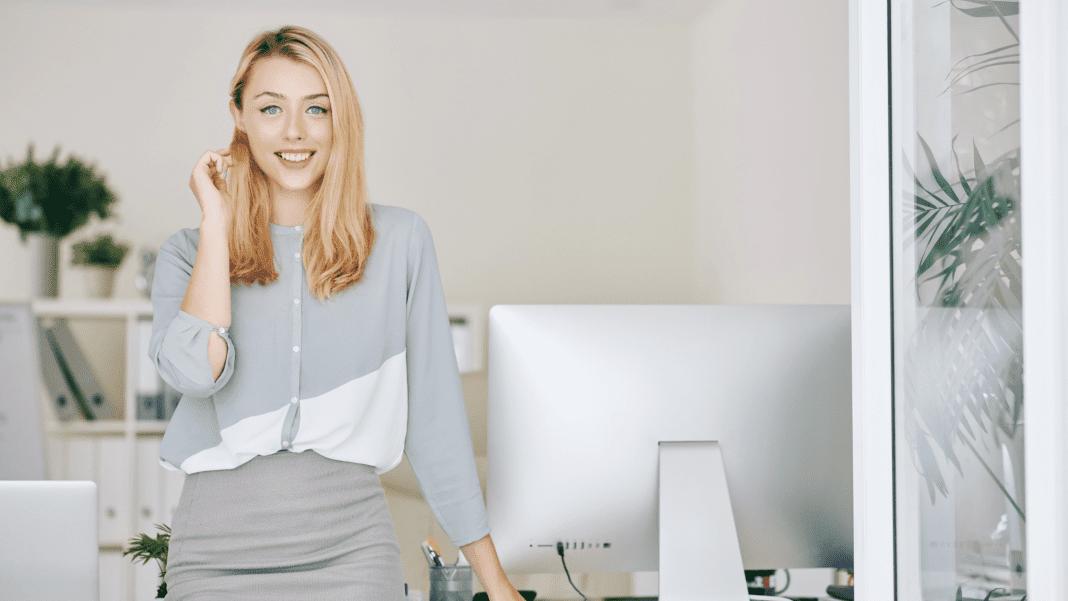 women starting a business